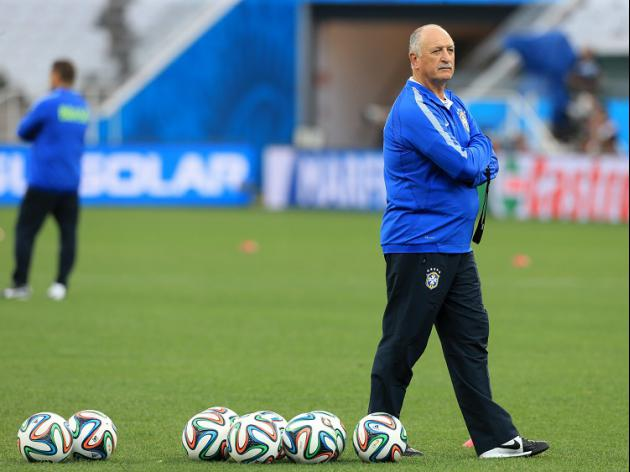 Scolari wary of Mexico threat