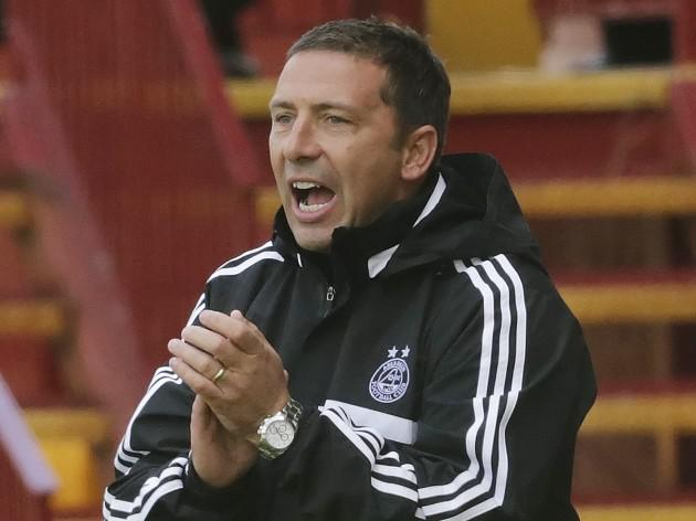 McInnes relishes Celtic draw