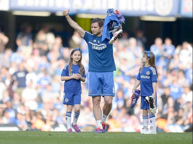 Lampard a doubt for Cardiff trip