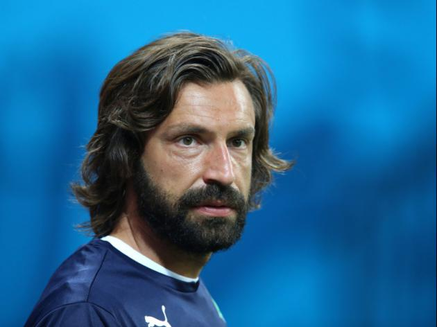 Pirlo to play on for Italy