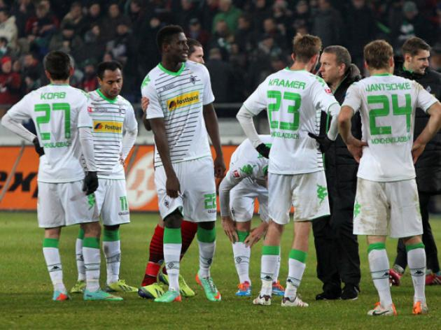 Gladbach out to bounce back against Bayer