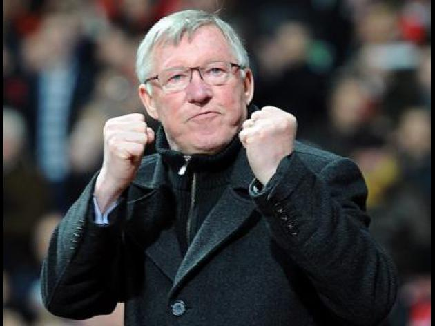 Ferguson set for emotional Old Trafford farewell