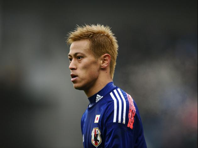 Japan need Honda's firepower at World Cup