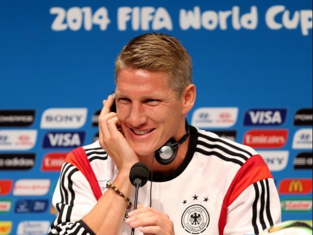 Schweinsteiger named Germany captain