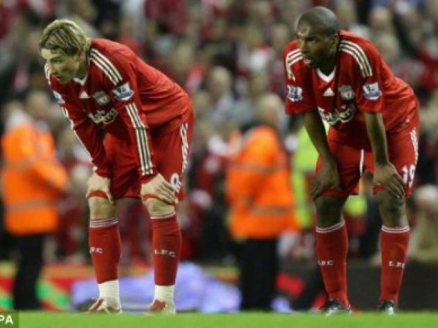 Babel joins Torres on the sidelines as Liverpool's problems pile up