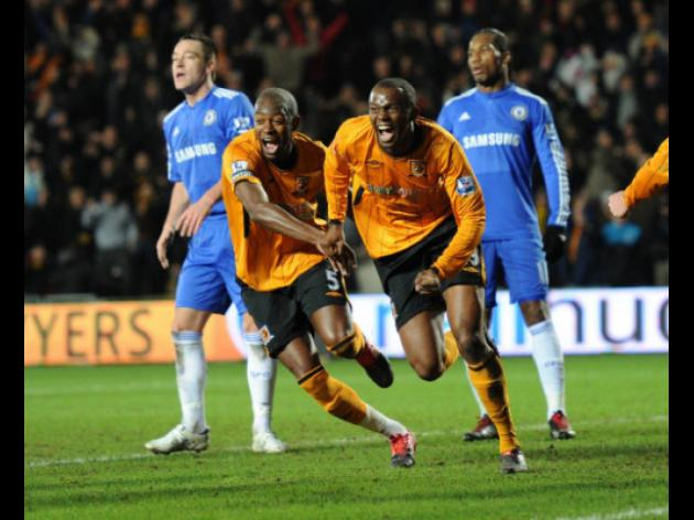 Hull City 1-1 Chelsea - Match Report