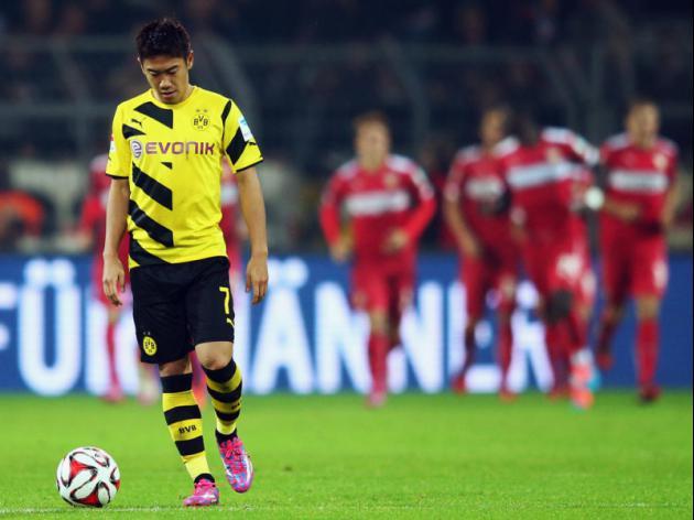 Kagawa, Okazaki head up Japans Bundesliga boom