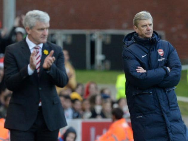 Stoke v Arsenal: Walters second half penalty secures three points