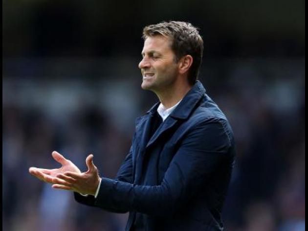 Sherwood: Spurs sacking hurts