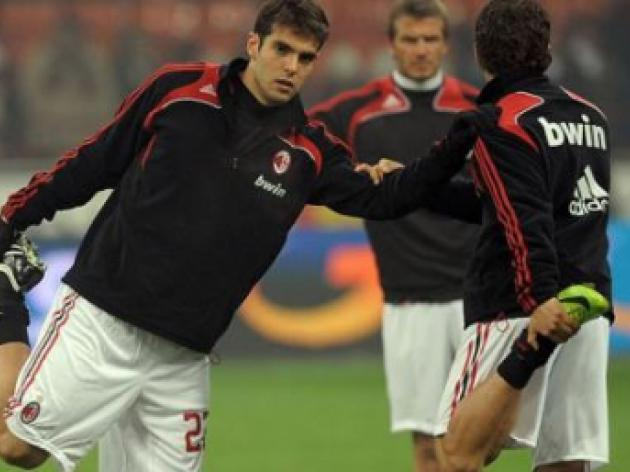 AC Milan downplay Kaka move to Real Madrid or Chelsea