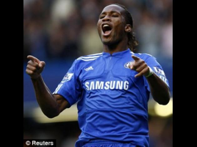 Didier won't be happy till he tastes Euro glory with his 'shopping partner' Anelka
