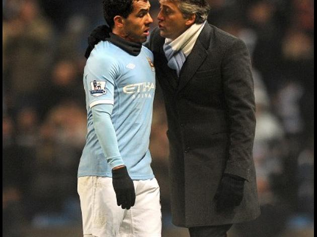 McCarthy hits out at Tevez