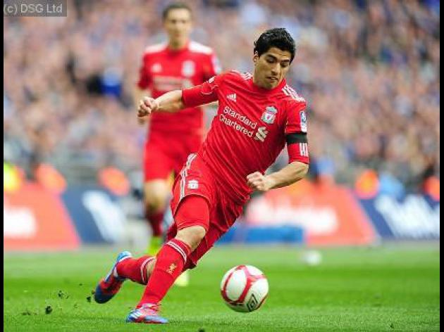 Player of the day: Luis Suarez