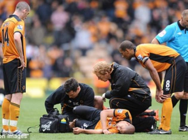 Steve Sidwell says he's no Villain after Wolves' Adlene Guedioura breaks leg