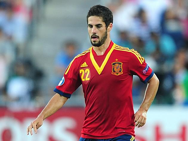 Madrid complete Isco deal