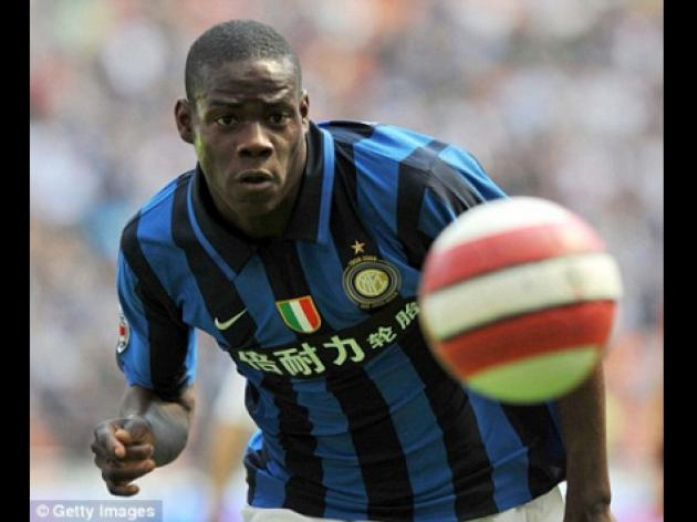 Arsenal and City on alert as 'Super Mario' Balotelli feuds with Mourinho