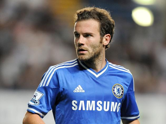 Mata 'happy' at Chelsea