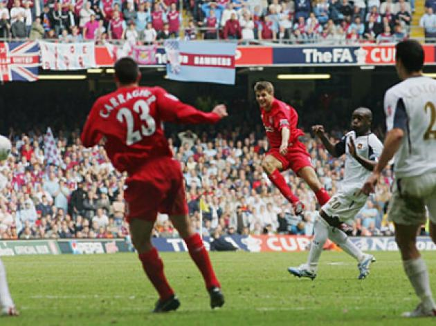 Top 10: Greatest FA Cup finals - 1 -  Liverpool 3 West Ham 3 - 2006