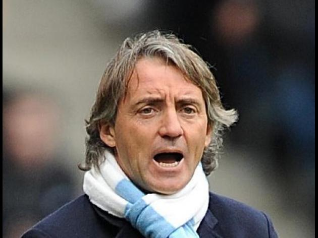 Mancini asks for patience