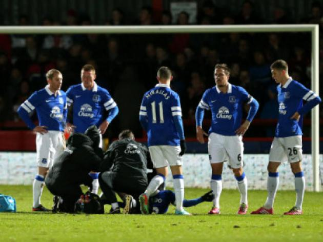 Stevenage 0-4 Everton : FA Cup Match Report