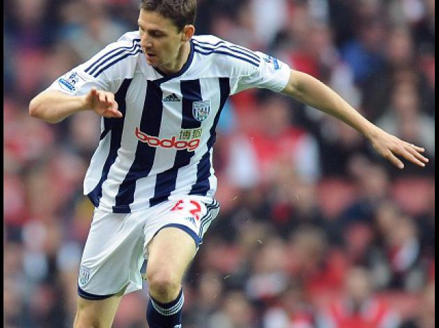 Gera injury blow for West Brom