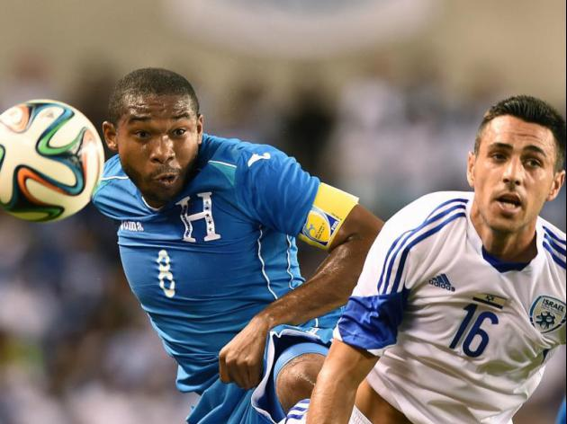 Israel beats World Cup-bound Honduras 4-2 in friendly