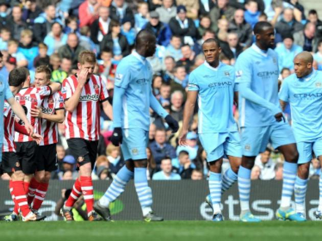 Man City V Sunderland at Etihad Stadium : Match Preview