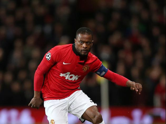 Evra: United's season a nightmare