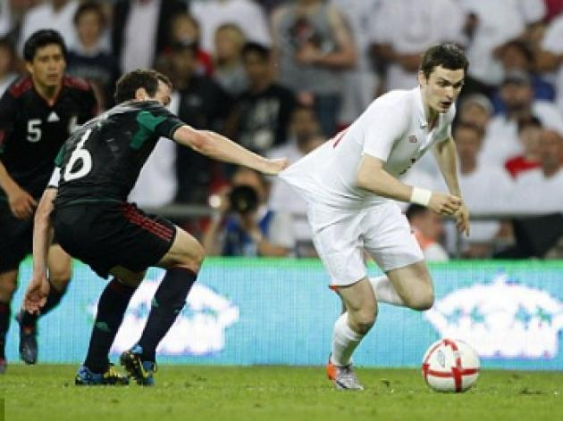 WORLD CUP 2010: Adam Johnson credits Manchester City move for England elevation