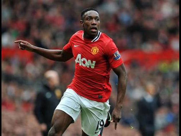 PFA Young Player of the Year nominee 2012: Danny Welbeck