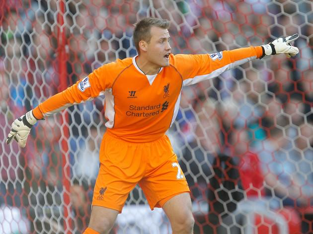 Mignolet: SAS always give us chance
