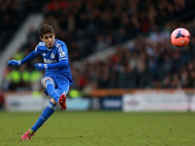 Oscar, the Boy Wonder: A look at Chelsea's Number 10