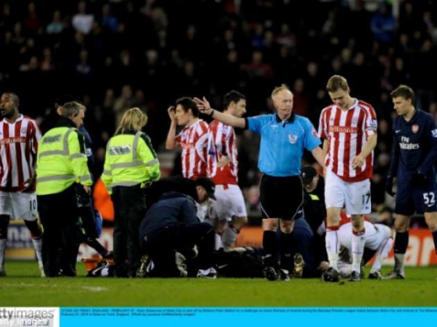 Jamie Redknapp's weekend watch: Unlucky break but Ryan's not to blame