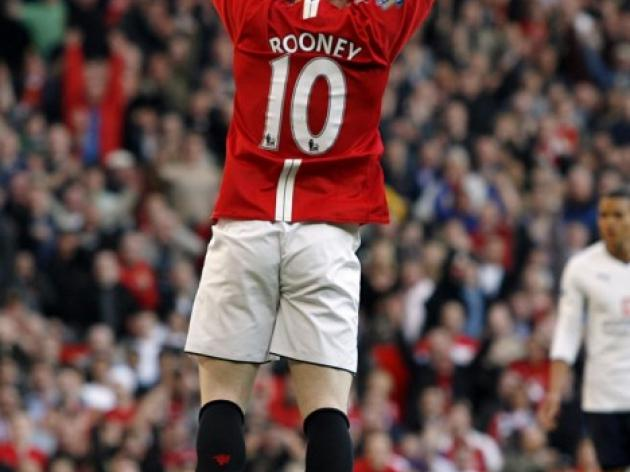At least Rooney's staying at United and he wants to keep his No 10 shirt