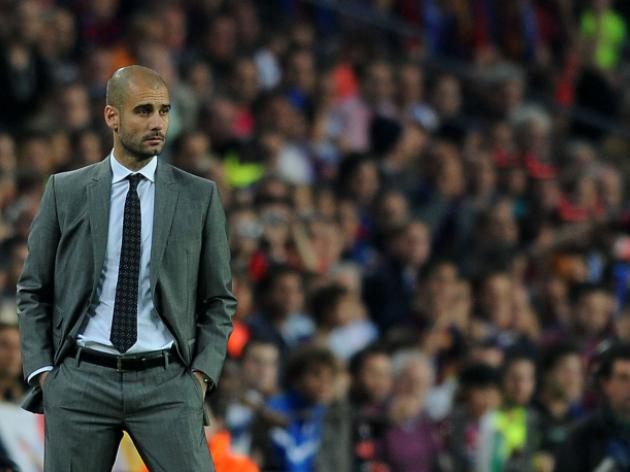 Guardiola ready to make changes needed at Bayern