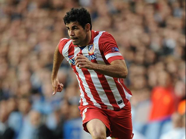 Costa heading to Stamford Bridge