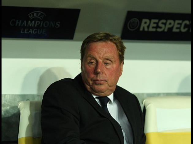 Redknapp: Focus is on Fulham