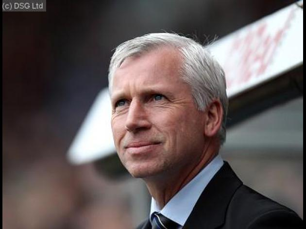 Pardew challenges Magpies to find form