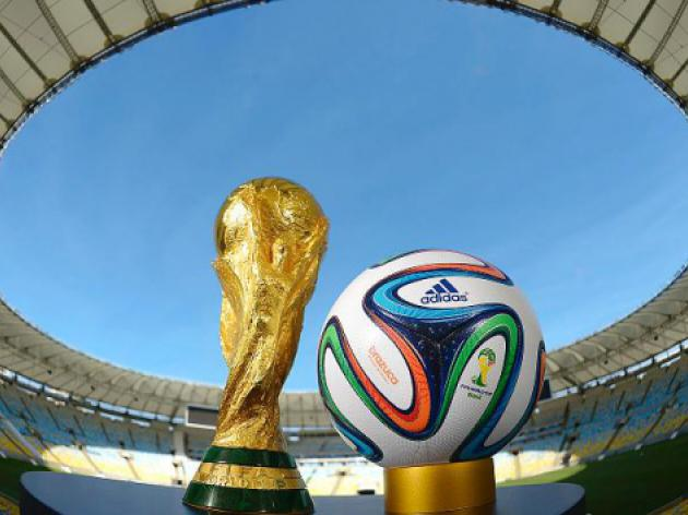 FIFA World Cup 2014 Draw: LIVE