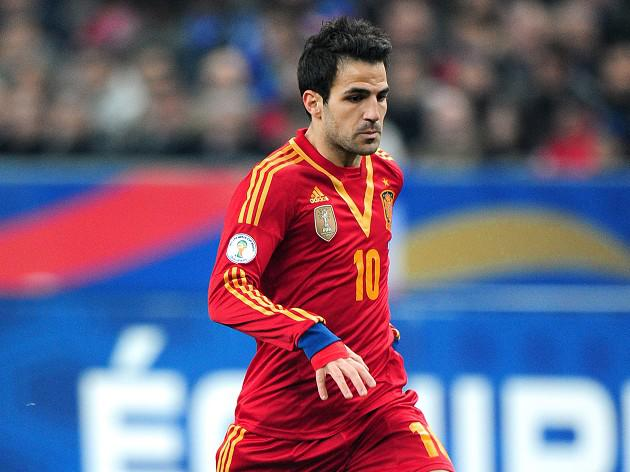 Martino: Fabregas going nowhere