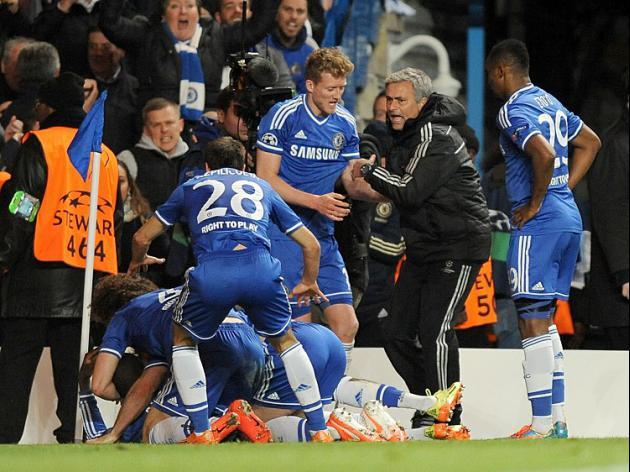 Mourinho hails 'special' Blues