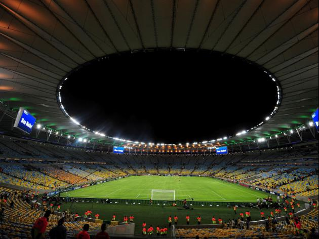 The Maracana: A Simmering Cauldron