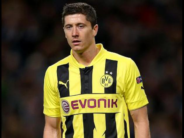 Klopp not concerned by Lewandowski rumours