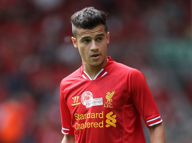 World Cup dream drives Coutinho