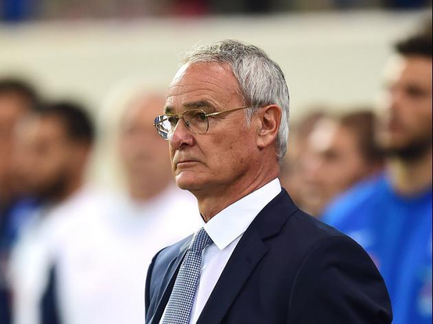 Greece sack Ranieri