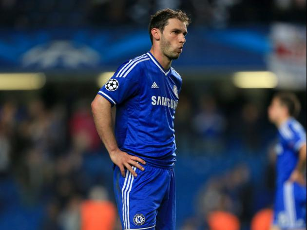 Branislav Ivanovic a target for Arsenal, as contract talks with Chelsea continue to stall