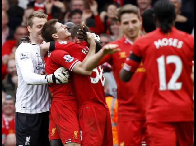 Norwich 2-3 Liverpool: Match Report