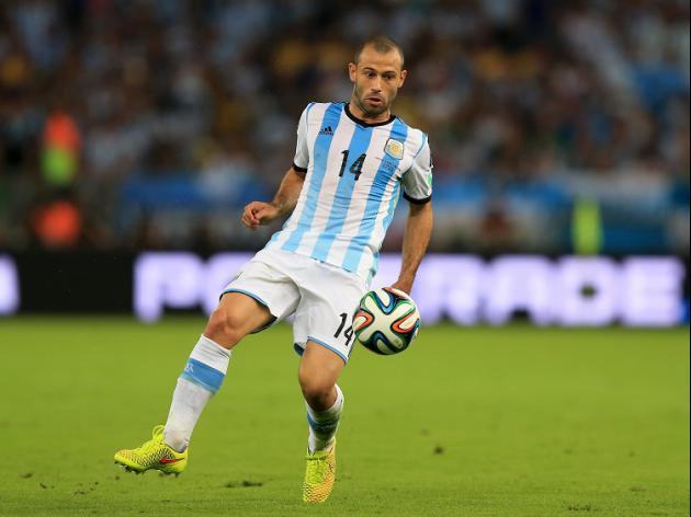 No pain no gain for Mascherano