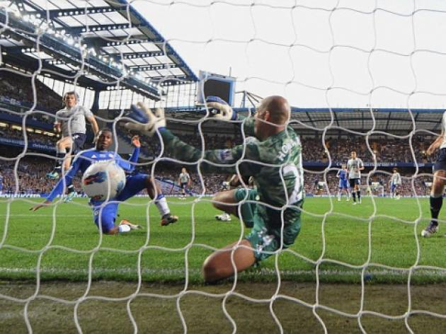 Chelsea 3 Everton 1: Daniel Sturridge, John Terry and Ramires on target