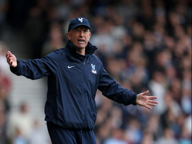 No one in the game could have done as well as Pulis at Palace